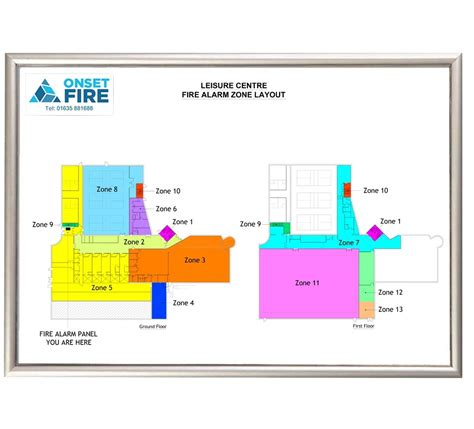 house plan with security layout do you have a fire alarm zone plan onset fire fire