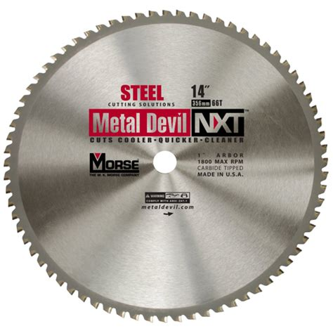 best metal for blades mk morse csm1466nsc metal 14 quot 66t metal cutting nxt