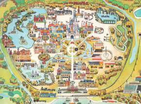 map disneyland florida disneyworld map disney world magic kingdom map printable