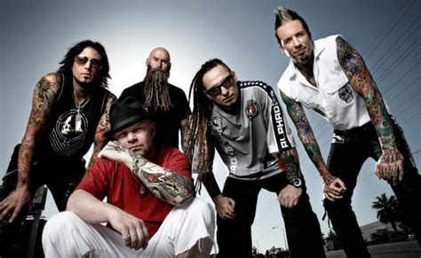 five finger death punch house of the rising sun five finger death punch members talk about the house of the rising sun cover video