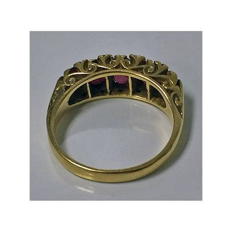 antique ruby gold ring for sale at 1stdibs