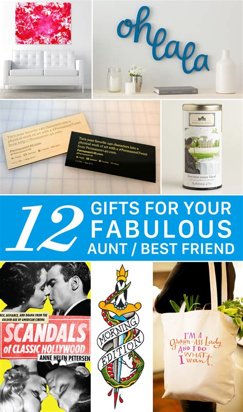 Fab Gift Guide Auntie Fab by Gift Guide 7 For Your Fabulous Or Best