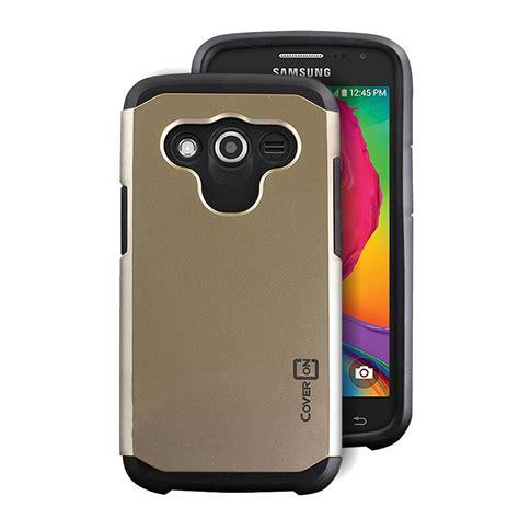 Hardcase Slim Armor Samsung Galaxy J3 armor shell hybrid for samsung galaxy avant slim impact cover ebay