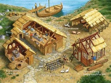 vikings at home
