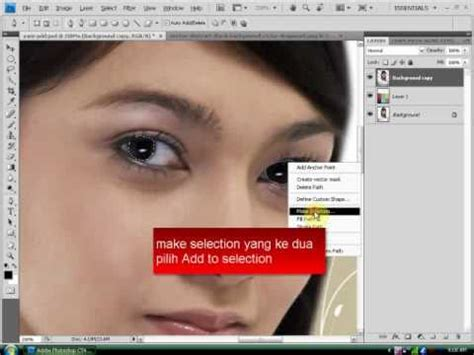 tutorial edit photoshop untuk pemula tutorial adobe photoshop untuk pemula part 2 mengganti