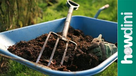 how to make a compost pile in your backyard how to make compost making your own compost youtube