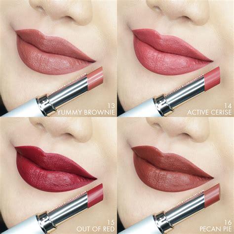 Harga Wardah Matte Lipstick Choco Town swatch review wardah cosmetics matte lipstick