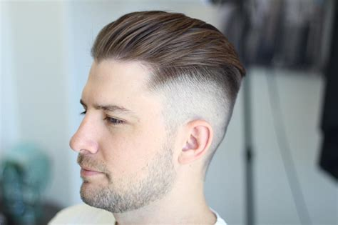 mens hair styles by hairline type top 10 hairstyles for men with receding hairlines
