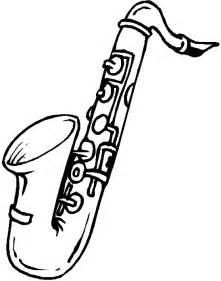 desenhos saxofone colorir desenhos colorir desenhos imprimir