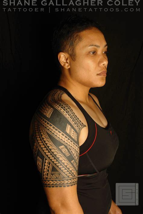 shane tattoos polynesian tattoo tatau