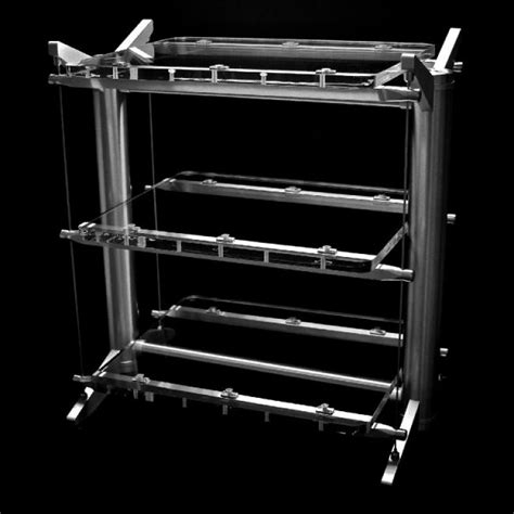 Isolation Rack by Stillpoints Ess Isolation Audio Rack