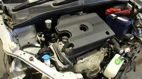 how cars engines work 2009 suzuki sx4 free book repair manuals wrecking 2008 suzuki sx4 2 0 c16517 youtube