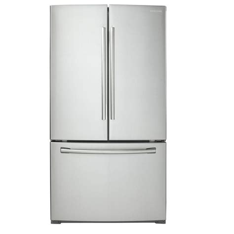 samsung 25 6 cu ft three door door refrigerator