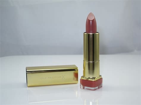Lipstick Max Factor X max factor maroon dust colour elixir lipstick review swatches musings of a muse