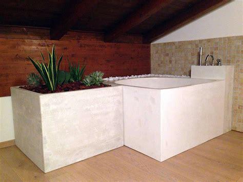 vasca da bagno in cemento vasche da bagno in cemento pi di fantastiche idee su