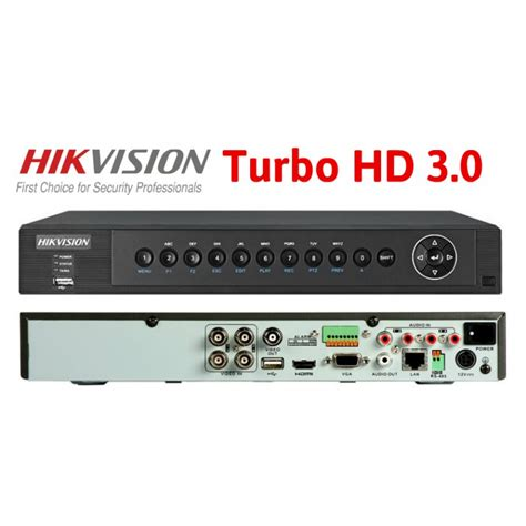Flashsale Paket Cctv 4ch Hikvision 2 0 Mp 1080p Hd Komplit hikvision ds 7204huhi f1 n 4 channel turbo hd 3 0 dvr