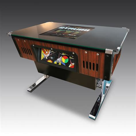 retro conversion arcade cocktail table