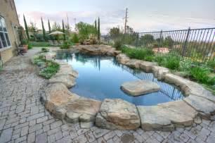 Backyard Pool Design Tool Triyae Small Backyard Pools Various Design