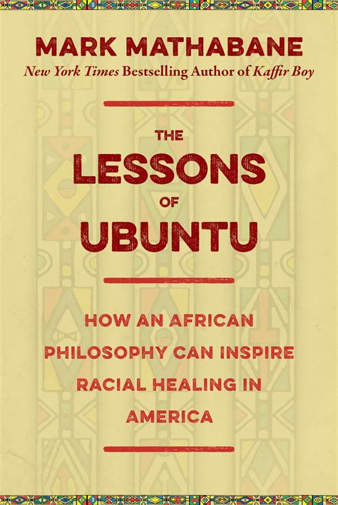 the lessons of ubuntu how an philosophy can inspire racial healing in america books new book asks is the president a is america
