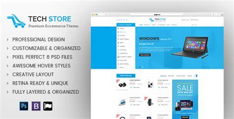 themeforest free psd download themeforest electronics store e commerce psd template