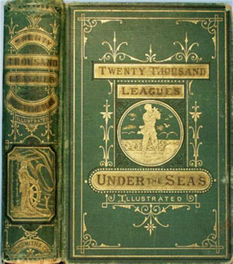 jules verne: book: details: twenty thousand leagues under