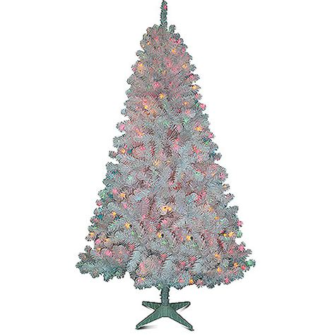 28 best white christmas trees walmart holiday time pre