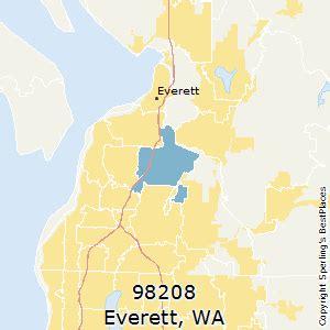 zip code map everett wa best places to live in everett zip 98208 washington