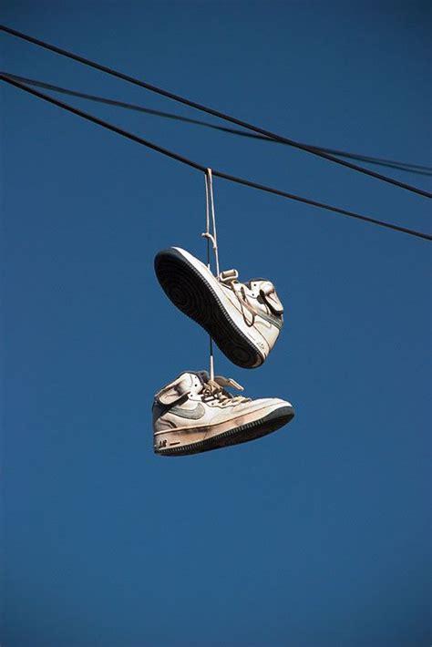hanging photos on wire high wire grunge pinterest