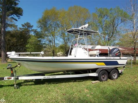 skeeter boats for sale in louisiana used saltwater fishing skeeter boats for sale boats