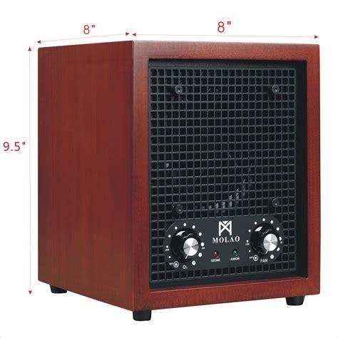 home air purifier ozone ionizer cleaner ionic sqf