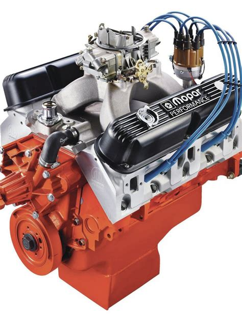 mopar 340 crate motor the most awesome mopar factory crate engines