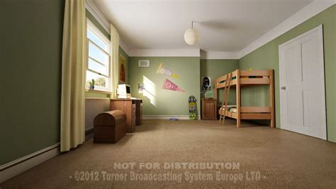gumballs room image gb335spoiler sc003 bgmatte wattersonshouse gumbalbedroom jpg the amazing world of