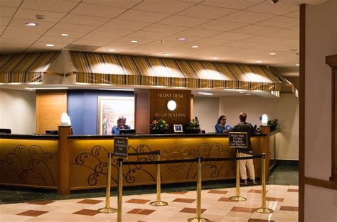 At The Front Desk by File Front Desk Paradise Pier Hotel 2014 Jpg