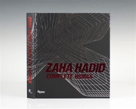 the complete zaha hadid expanded and updated books zaha hadid edition signed