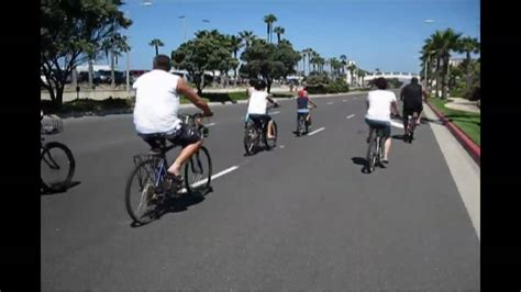 Pch Bike Ride - 4th of july 2009 bike ride huntington beach california youtube