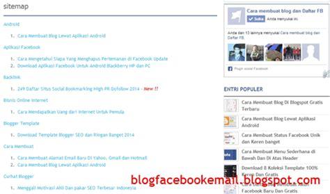 Artikel Daftar Timbangan Manual cara membuat daftar isi sitemap manual dan otomatis di
