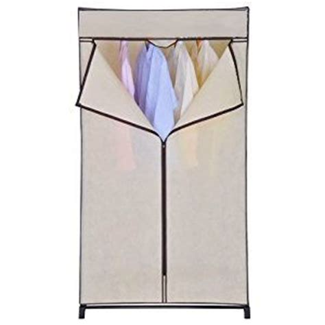 Metal Frame Canvas Wardrobe instant canvas metal frame wardrobe