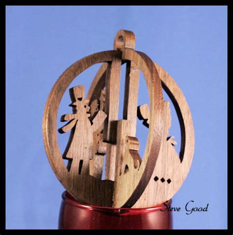3d scroll saw christmas ornament patterns free scrollsaw workshop 3d ornament scroll saw pattern
