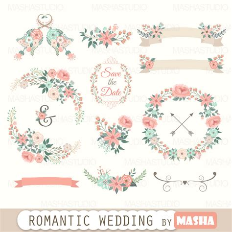 Wedding Flower Clipart by Wedding Flower Clipart Www Pixshark Images