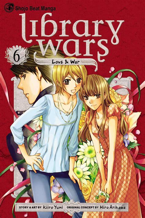 wars vol 6 out among the library wars war vol 6 book by hiro arikawa