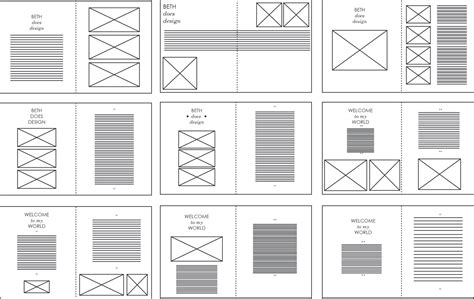 indesign layout templates wilson design practice april 2011