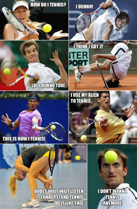 Funny Tennis Memes - best 25 tennis funny ideas on pinterest soccer humor