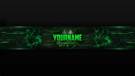 free youtube banner template psd new 2015 youtube
