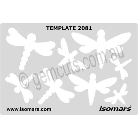 metal clay templates metal clay design template dragonflies