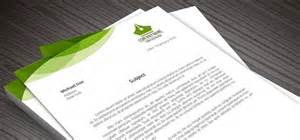 business letterheads creating a letterhead for your brand