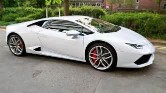 Lamborghini Huracan Lamborghini Huracan Given Taxi License In Lincoln Uk
