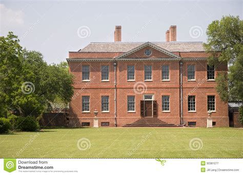 Tryon House Royalty Free Stock Photography Image 30381077