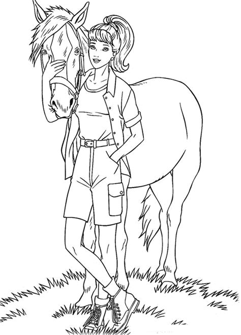 coloring pages printables barbie free printable barbie coloring pages for kids