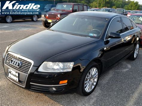 audi a6 for sale in nj 2006 audi a6 for sale carsforsale