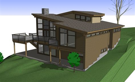 small modern mountain house plans modern mountain house floor plans escortsea
